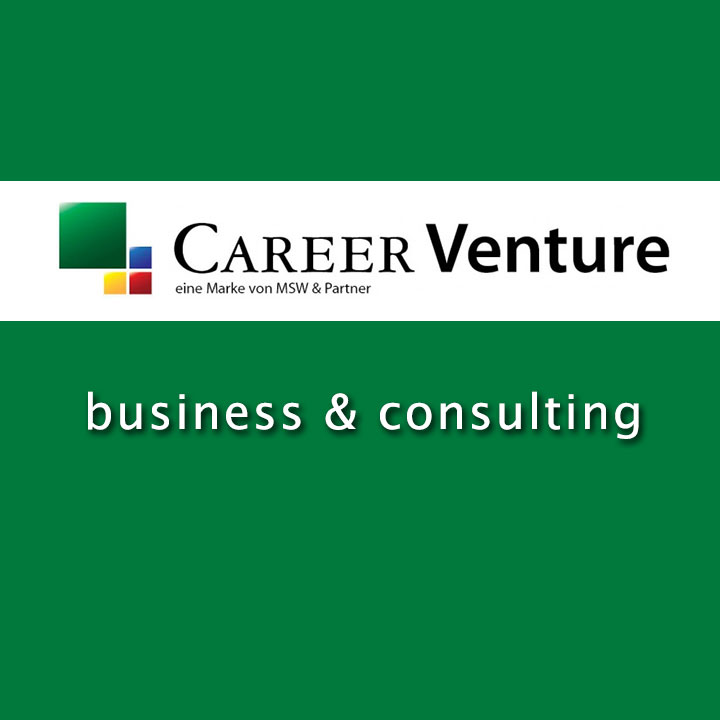 23.09.2019 - Career Venture - business consulting fall 2019 - Frankfurt