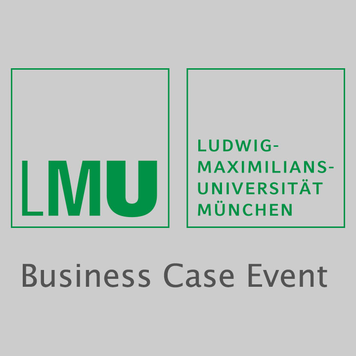 24.10.2019 - LMU Business Case Event - München