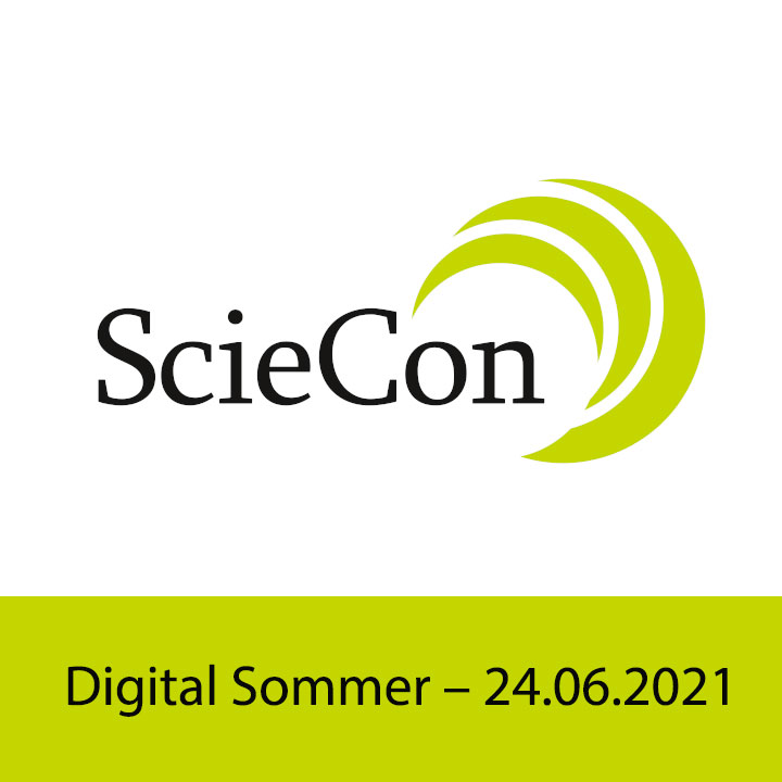 24.06.2021 - ScieCon-digital-Sommer