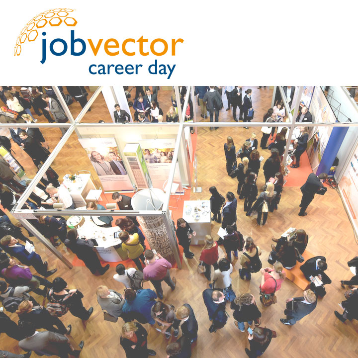27.03.2019 - jobvector career day - Frankfurt a.M.