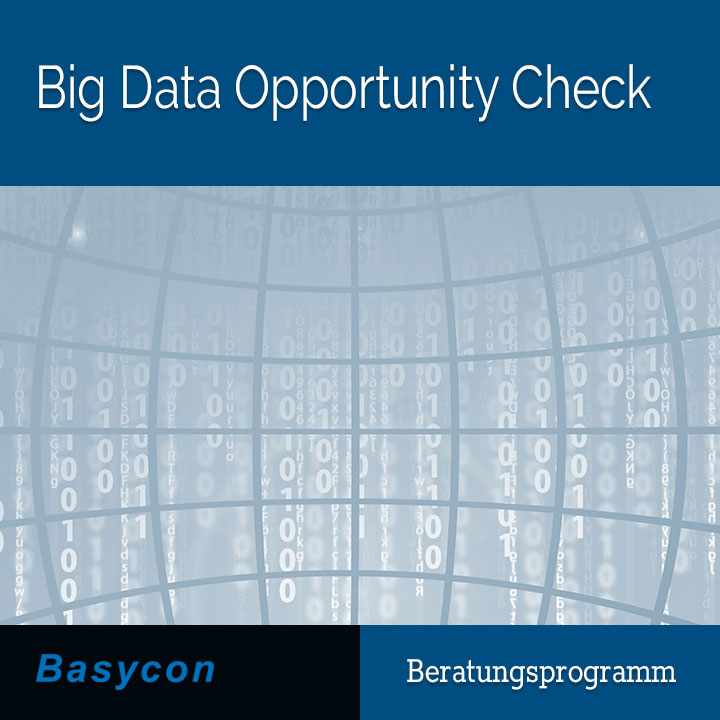 Big Data Opportunity Check