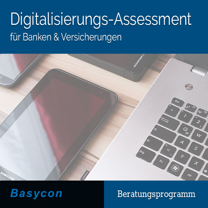 Digitalisierungs-Assessment für Banken & Versicherungen
